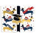 V46244 - Clever Sausage Gift Card Box 4/PK
